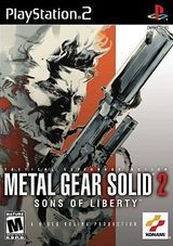 Metal Gear Solid 2: Sons of Liberty thumbnail