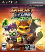 Ratchet & Clank: All 4 One thumbnail