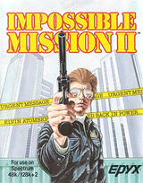 Impossible Mission 2 thumbnail