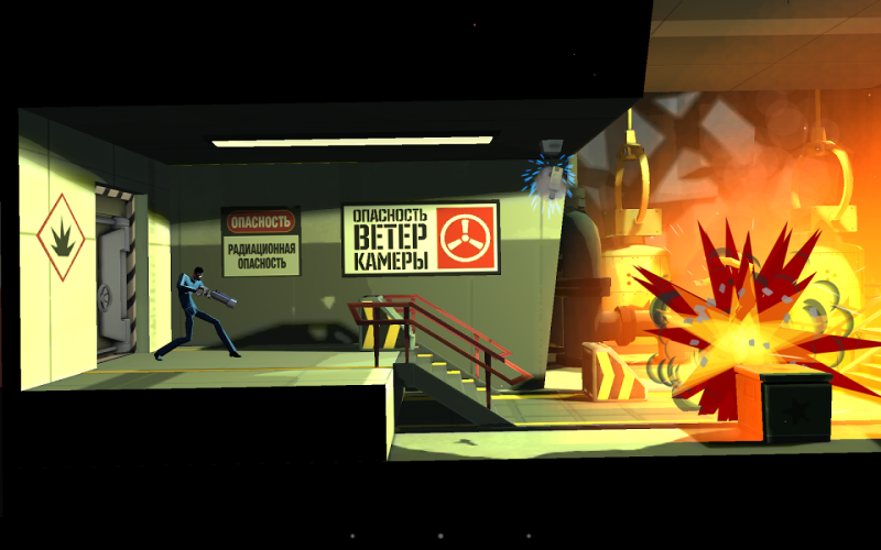 CounterSpy is and action side scroller